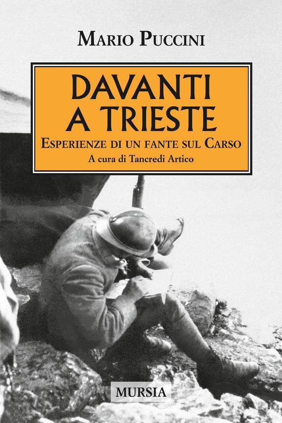 Davanti a Trieste Esperienze di un fante sul Carso