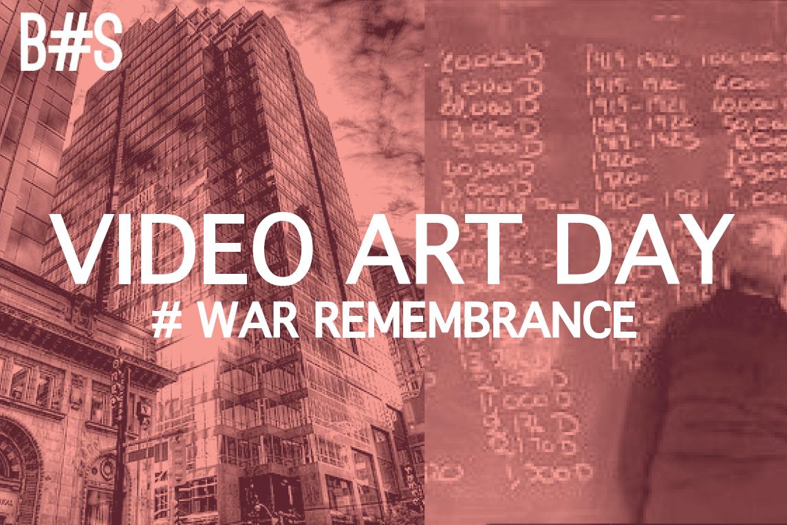 B#SIDE VideoArtDay – Screening event in Toronto