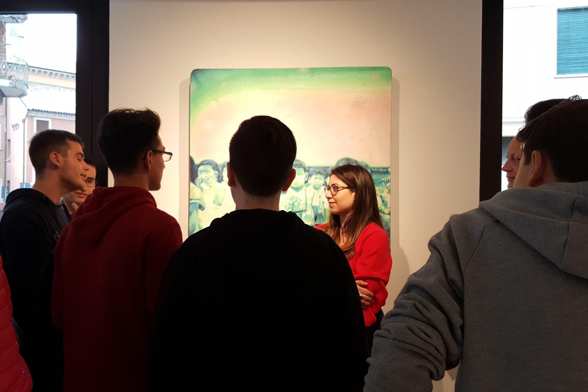 Prenota la tua visita guidata alla B#S Gallery