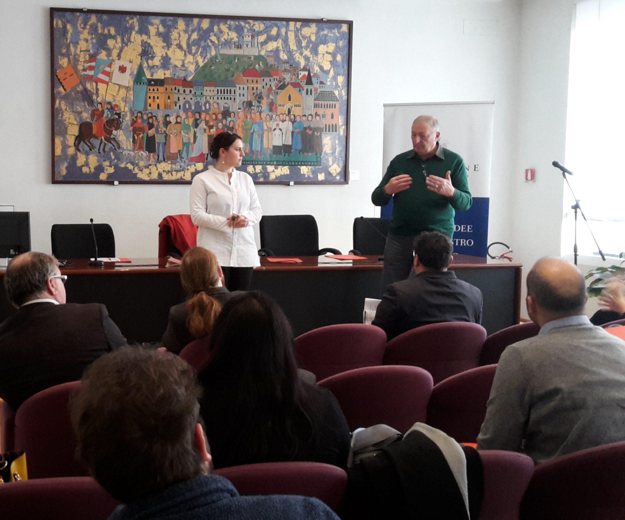 EAST FRONT / il 14 novembre la conferenza stampa