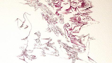 contemporary art in Treviso, art gallery in Treviso, amazing contemporary artists in Treviso, arte contemporanea a Treviso, galleria d'arte Treviso, mostra di arte contemporanea a Treviso, arte in centro a Treviso, art in Treviso city center, visit Treviso, turisti a Treviso, B#S Gallery, IoDeposito, Current Corporate, artisti nativi americani, artisti latino americani, native american artists, latin america artists, nao-dada, neo-pop, installazioni, installations, paintings, painting, B#Side War Festival, artist talk, eventi d'arte e incontri artistici, Chiara Isadora Artico, top italian curators