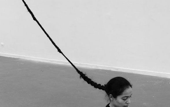 "12X2 ACTIONS – performance by Ruchi Anadkat (""Post-colonial frames / Ex Oriente"")"