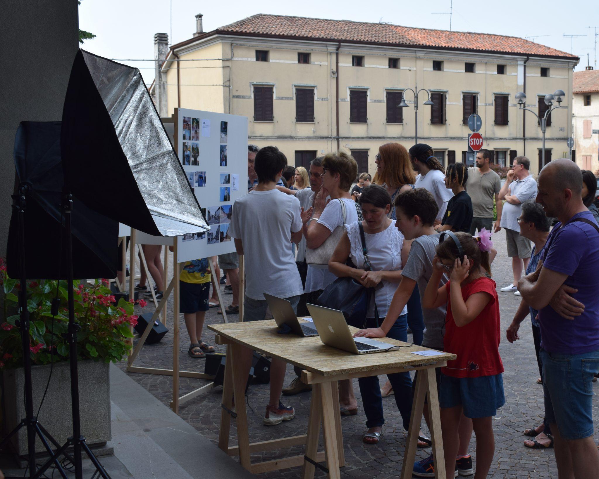 """Il 6 luglio in piazza a Mariano con Comfort Zone: """"raccontare paesaggi"""", nuovo openday con mostra fotografica per il progetto Comfort Zone"""