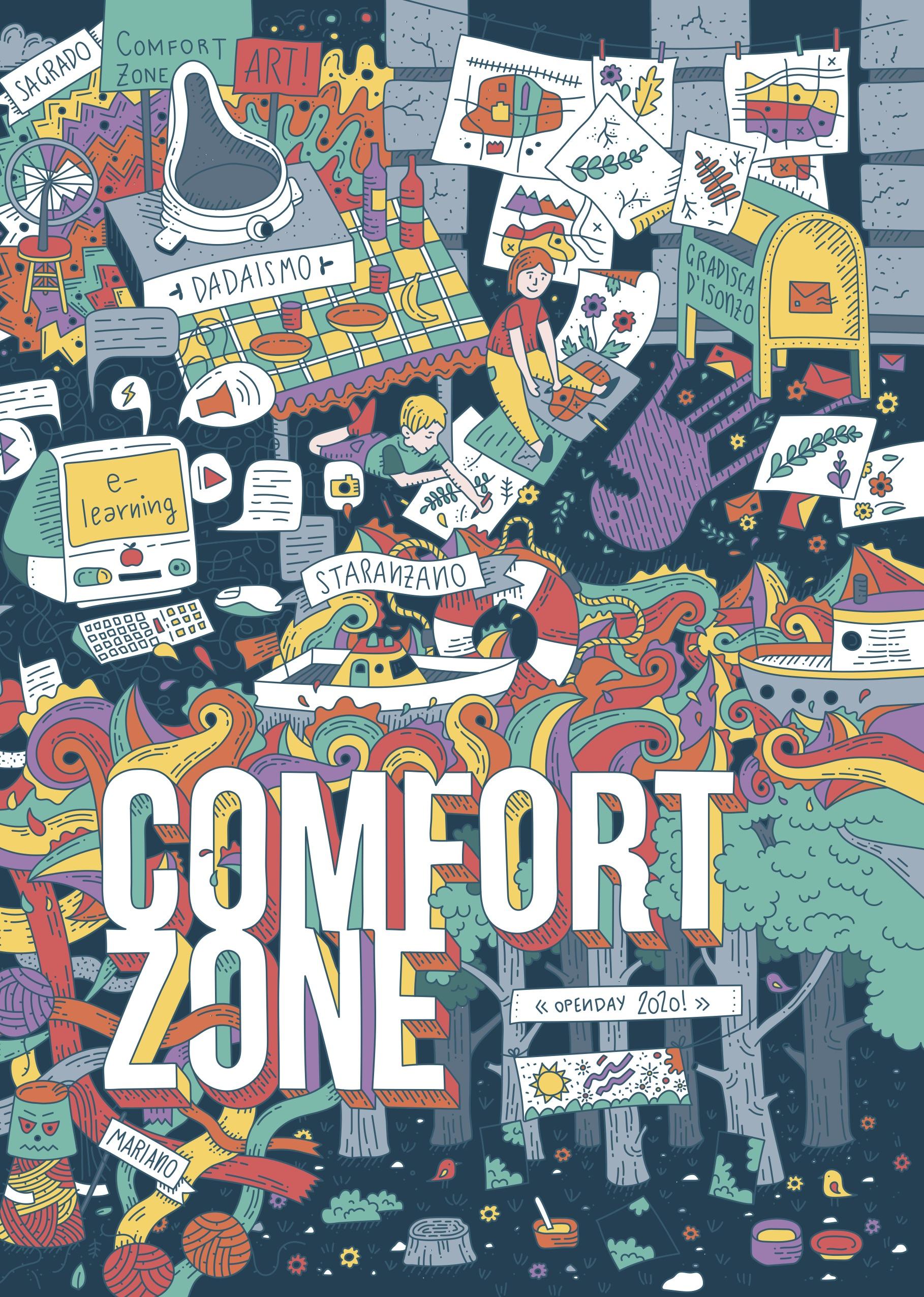 Comfort Zone Atelier 2020